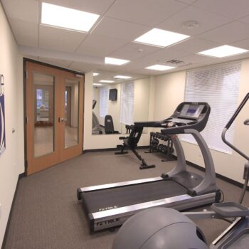 exercise room, fitness center, 5th avenue lofts