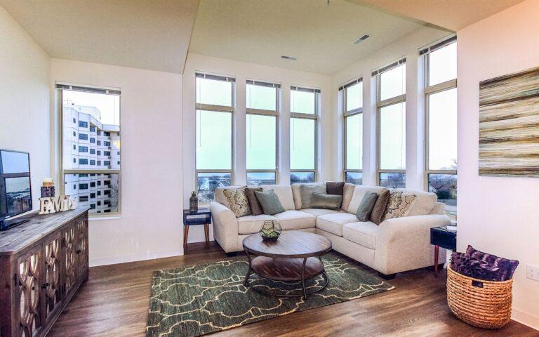 Two Bedroom Apartments in Kenosha, 5th ave lofts, downtown kenosha apartments